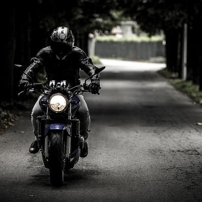 La moto como compañera de viaje