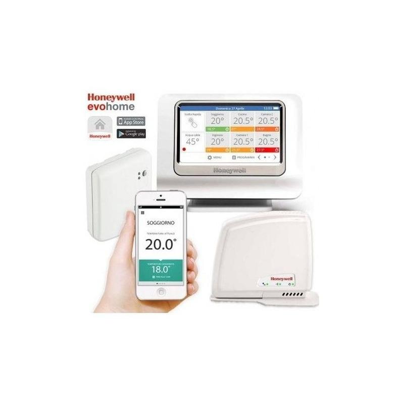 Evohome: tu sistema inteligente de calefacción: Servicios de Arvacalor, S.L.