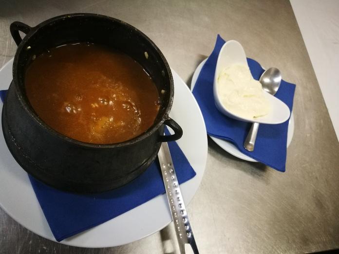 Menús diarios: Servicios de Restaurante Club Náutico Los Nietos