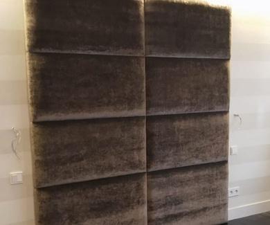 Cabeceros tapizados Bizkaia