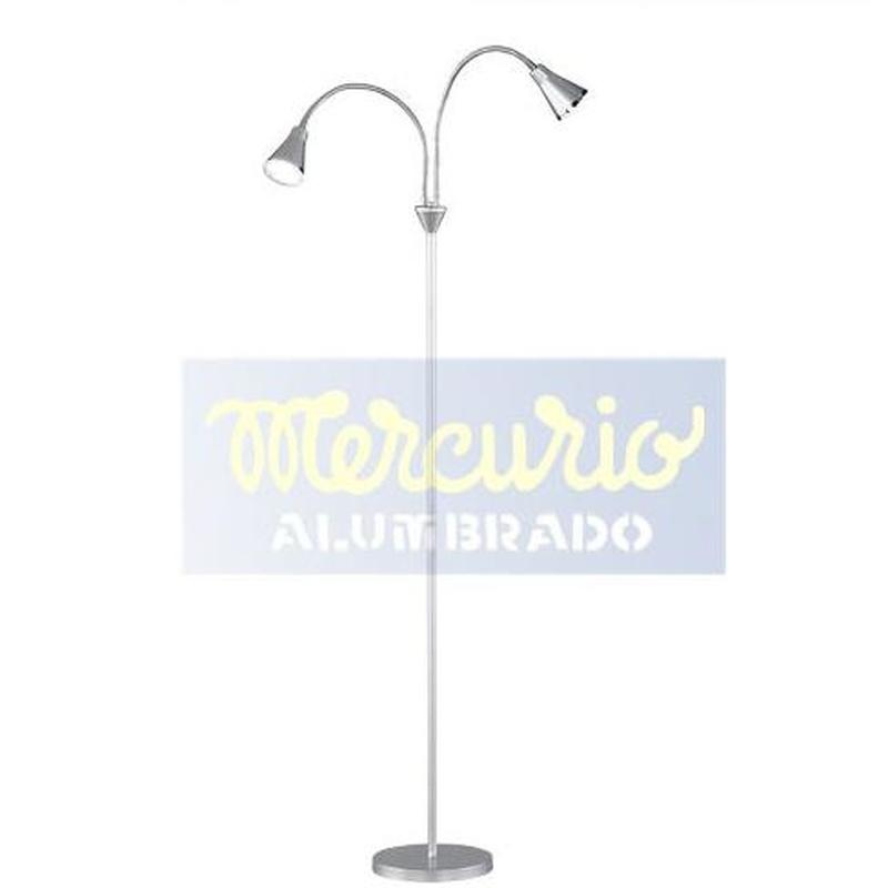Lámpara de pie LED 2X5 W Asturias