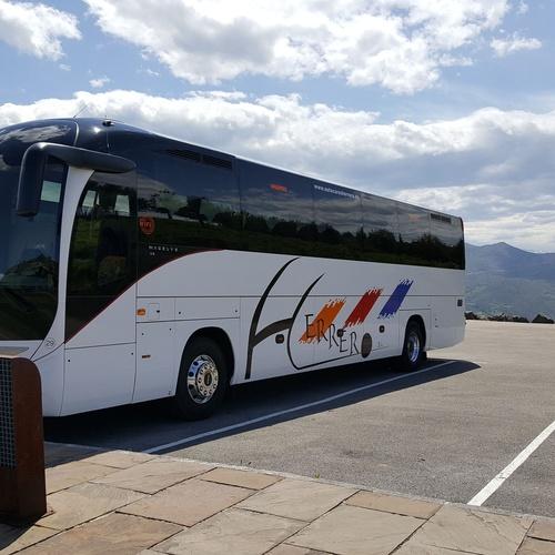 Precios alquiler de autocares para empresas en Palencia