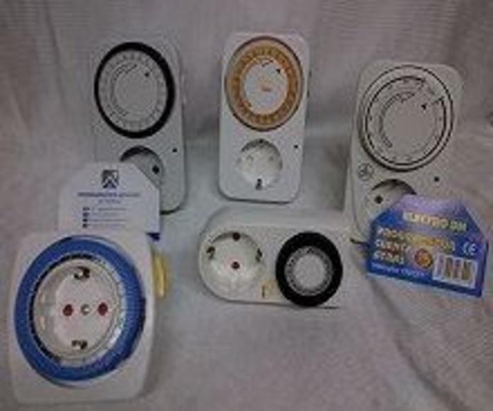 Componentes eléctricos: Productos y servicios  de Electricidad e Iluminación Iñaki