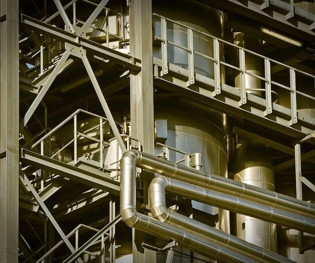 Los sistemas de ventilación industriales