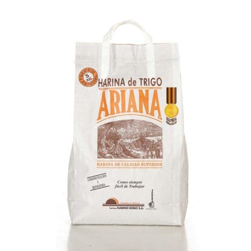 Ariana Gold Medal 5 kg: Productos de Coperblanc Zamorana