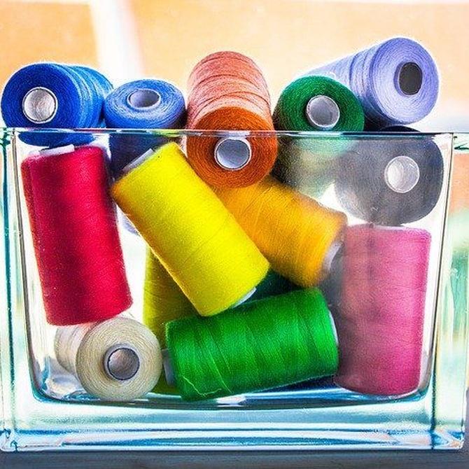 Historia de la costura textil