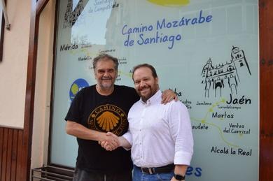 PsicoJaén firma un convenio de colaboración con la Asociación Camino Mozárabe de Jaén