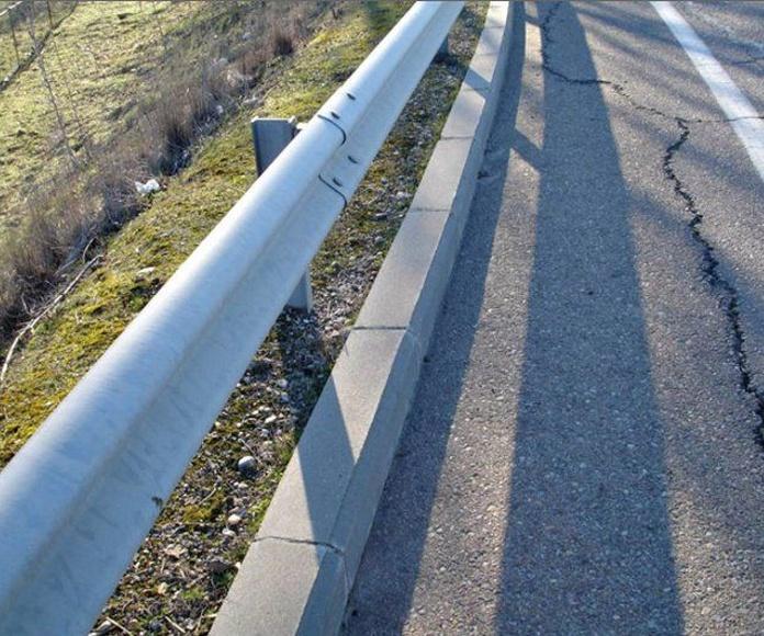 Bordillos uso peatonal: Productos de Prefabricados Ponce