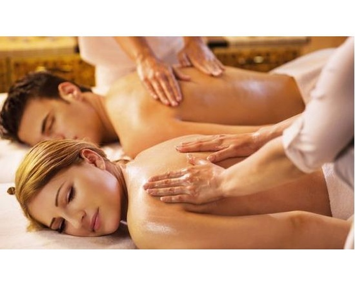 Masaje para dos: Terapias de Wellnes Avenida