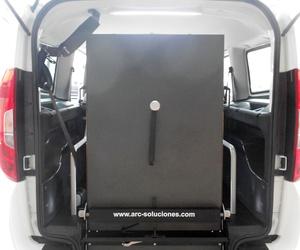 Cajeado en Fiat Doblo (2)