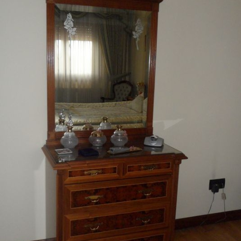 Muebles de dormitorio: Servicios de Carpintería José Luis González