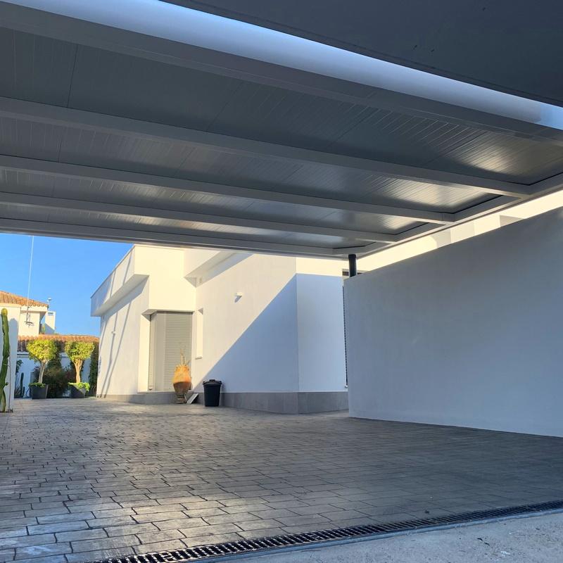 Decoración de interiores y exteriores: Nuestros servicios de Cerrajería Inox Las Salinas