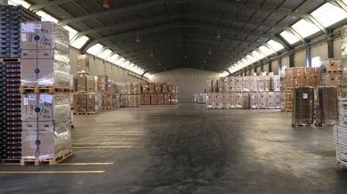 Nuevo centro logístico de almacenaje