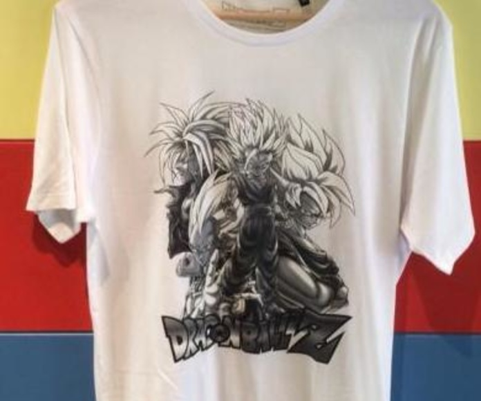 Camisetas anime/manga