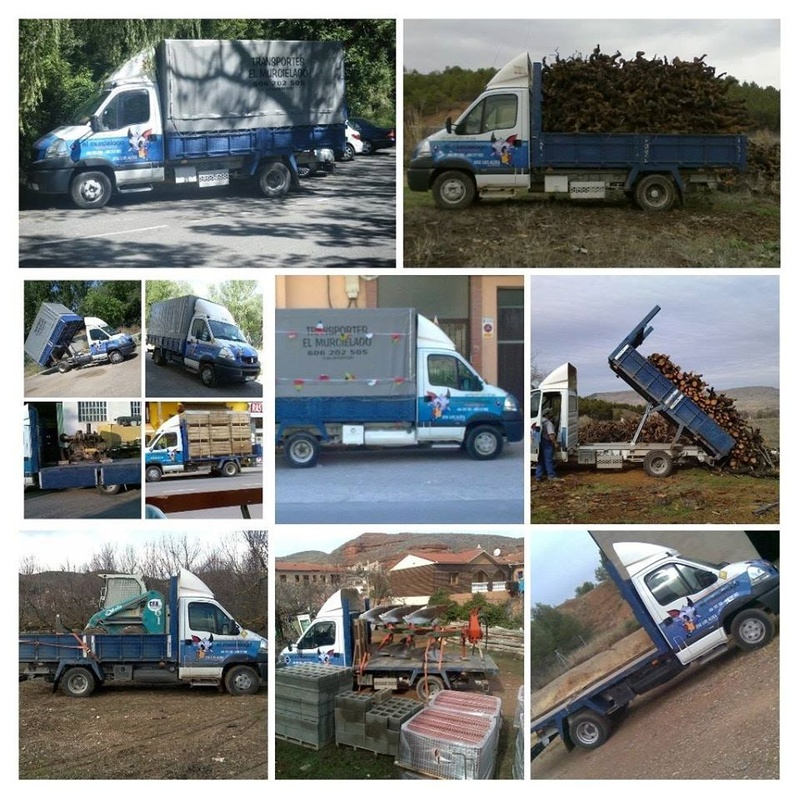 Limpieza y mantenimiento de jardines: Servicios de Transportes el murciélago