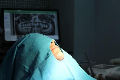 Procedimiento implante
