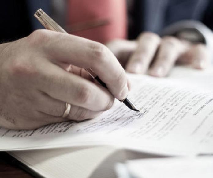 REGISTRO ULTIMAS VOLUNTADES: Áreas de asesoramiento  de Despatx Gutierrez Jarques