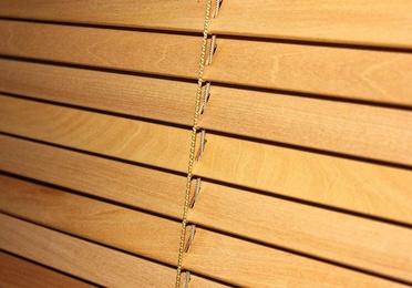 Persianas Alicantinas de PVC o madera