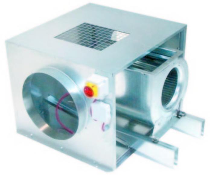Ventilación mecánica controlada ( VMC): Productos y servicios   de Difusión y Ventilación (Divent)