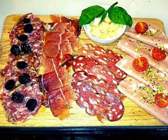 La más pura gastronomía italiana en Utrera