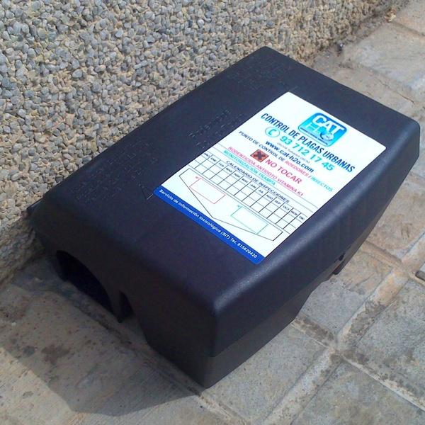 Eliminar Ratas y Ratones Cat-h2o Sabadell
