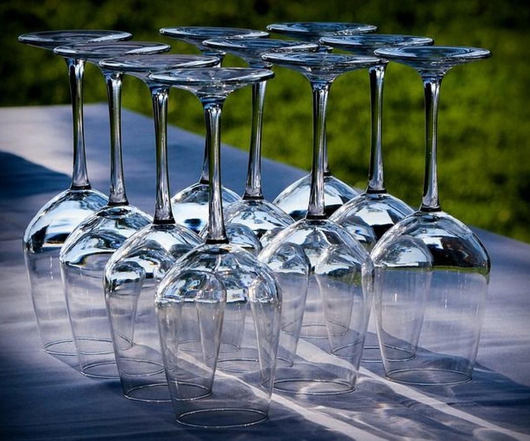 Clases de vasos y copas