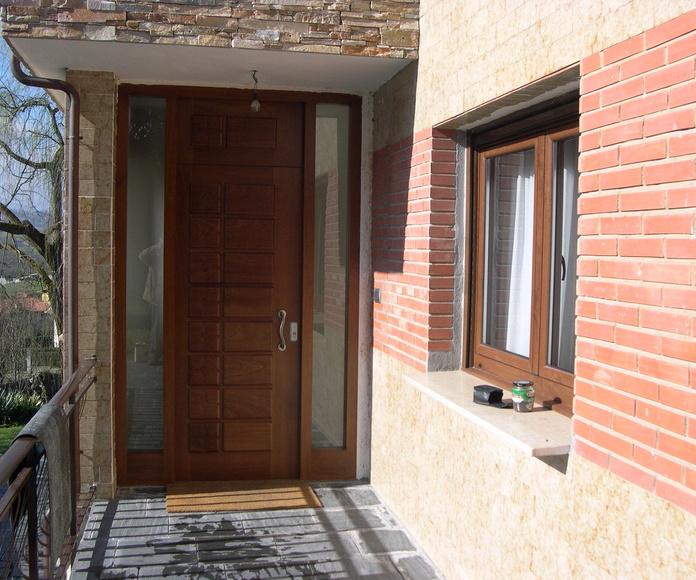 Puertas de Entrada Macizas Asturias