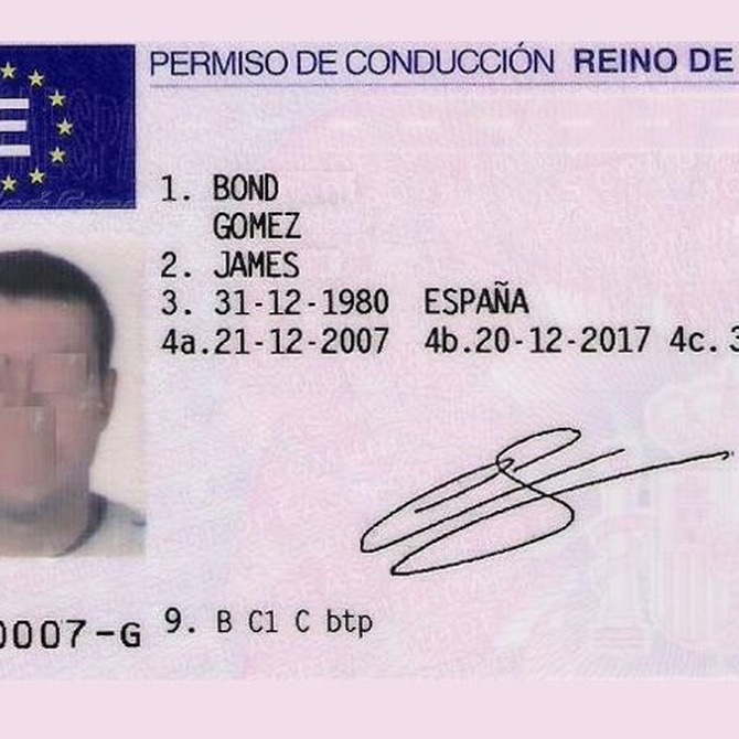 Motivos para no renovar el carnet de conducir