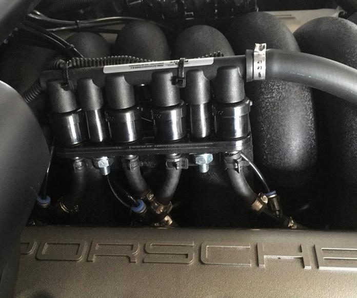 Porsche Cayenne S.45 V8 340Cv