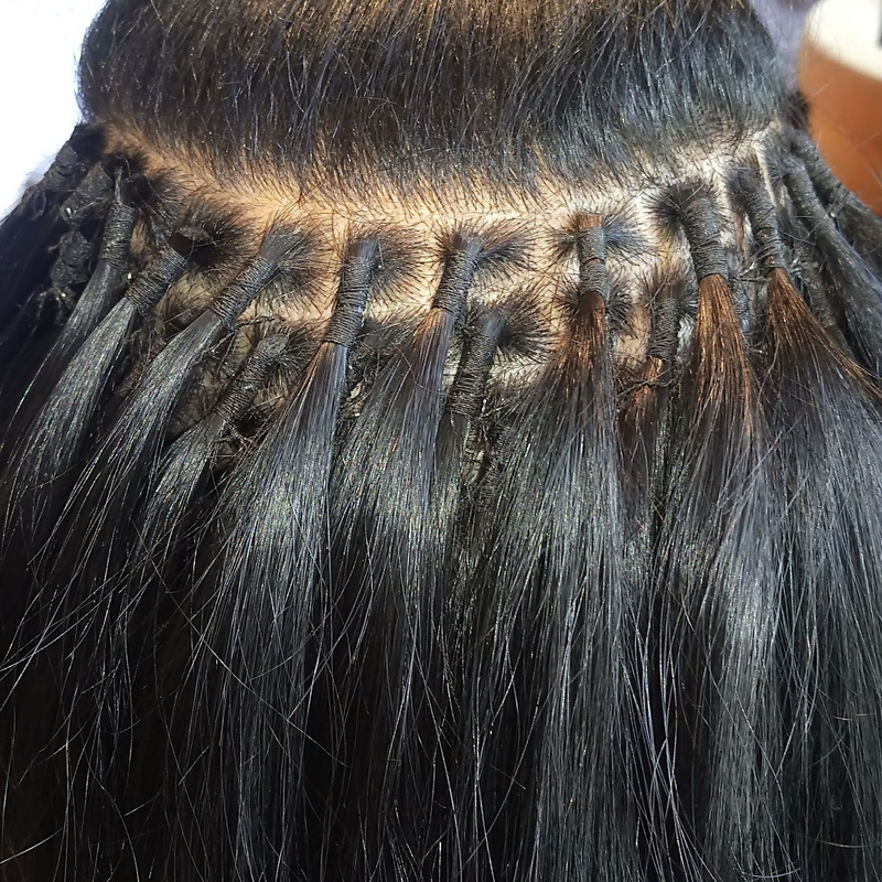 Extensiones de pelo natural: Catálogo de Espacio de imagen RAZA