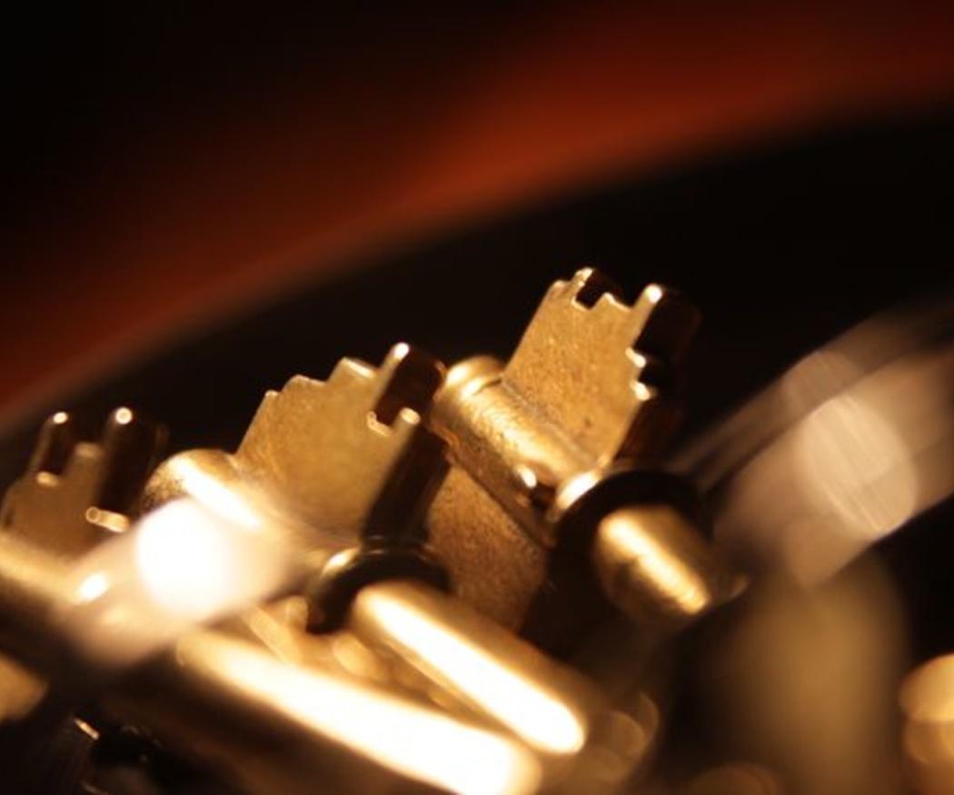 ¿Qué clases de llaves de cerradura existen?