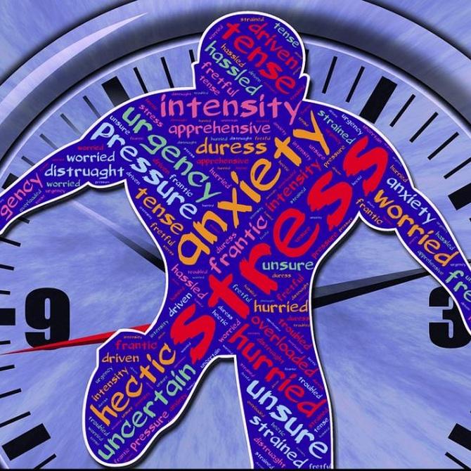 Las características de la ansiedad
