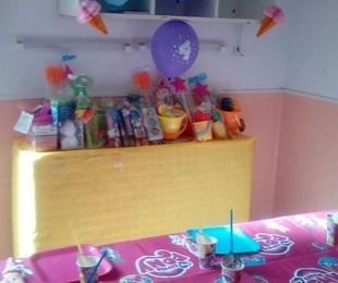 Cumpleaños de Gabriela