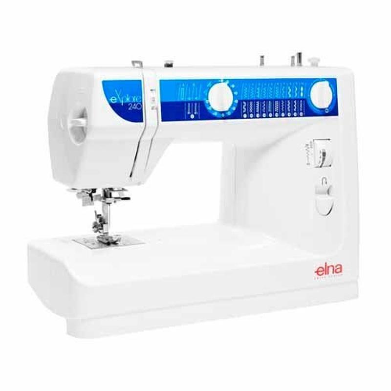 Máquina de coser Elna 240  Explore: Productos de J. Pujol