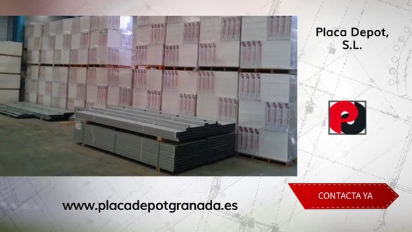 Techos acústicos en Granada - Placa Depot, S.L.