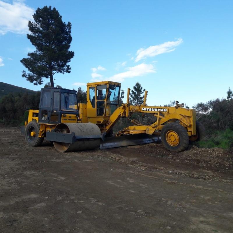 Nivelación: Servicios de Excavaciones DGP