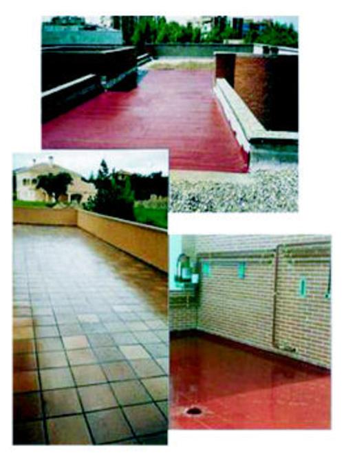 Poliéster en Piedrabuena | Revestimientos Luna Freire, S.L.