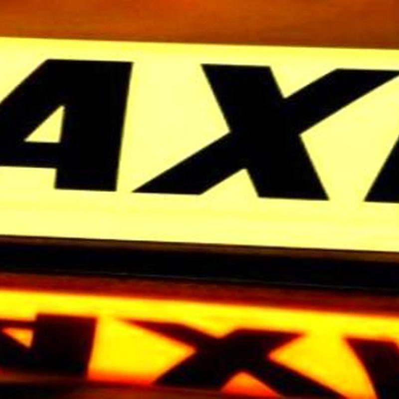 Servicio integral: Servicios de Taxi San Andrés de la Barca