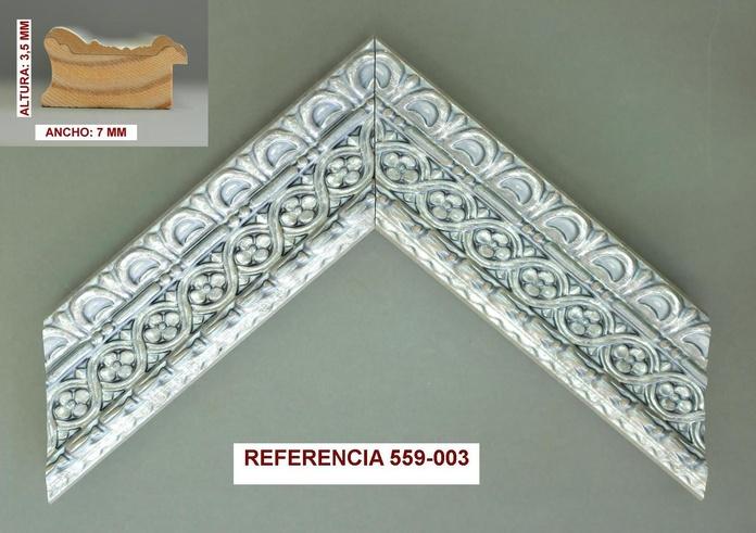 REF 559-003: Muestrario de Moldusevilla