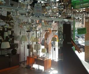 Tienda de lámparas en Madrid