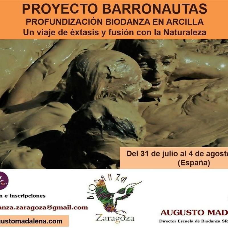Proyecto Barronautas 2020: CURSOS de Augusto Madalena