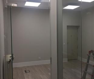 Transformación de vivienda a bufete de abogados 300 m2 en C/ Serrano