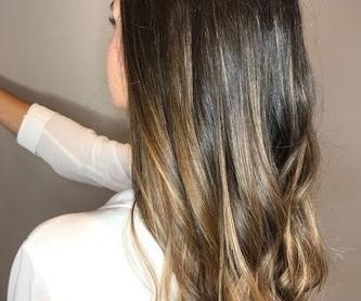 barros colorantes: Servicios de peluquería de Sonia Atanes