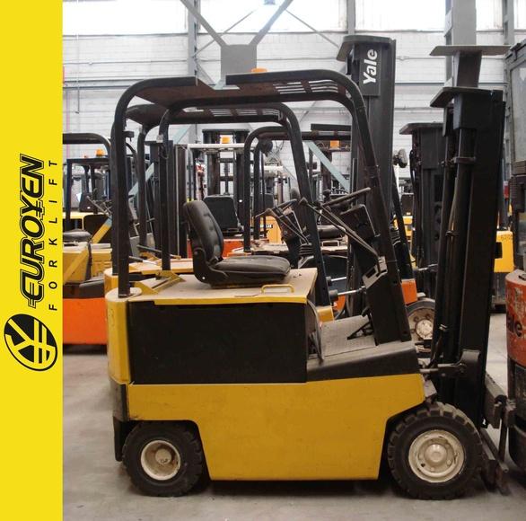 Carretilla eléctrica YALE Nº 5073: Productos y servicios de Comercial Euroyen, S. L.