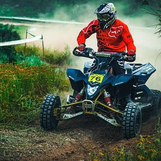 Consejos para conducir un quad