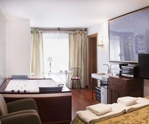 Hotel con encanto y apartamentos de lujo en Cuenca