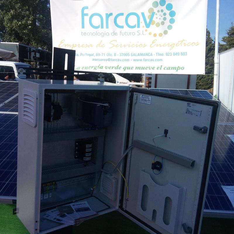 Instalaciones eléctricas: Servicios de Farcav Renovables