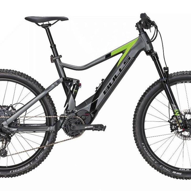 BULLS E-STREAM TR2 : Productos de E-Bike Guadarrama