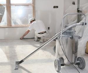 Limpieza fin de obra en Albacete