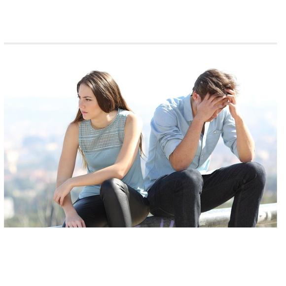 Problemas de pareja